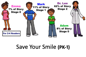 Save Your Smile Reader's Theater Product